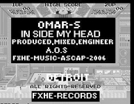 Omar S. in side my head